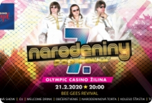 7TH BDAY OF OLYMPIC CASINO ZILINA