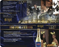 GRAND OPENING OLYMPIC CASINO EUROVEA