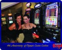 4TH BIRTHDAY OLYMPIC CASINO CARLTON