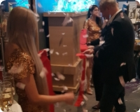 VIP PARTY AT OLYMPIC CASINO KOŠICE