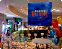 7TH BIRTHDAY PARTY AT OLYMPIC CASINO ZILINA