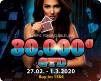 JACK DANIELS POKER CUP AT OLYMPIC CASINO ŽILINA