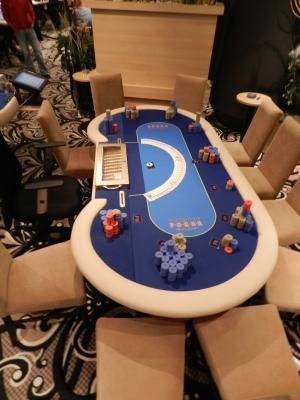Olympic Poker Tour Košice - september 2012