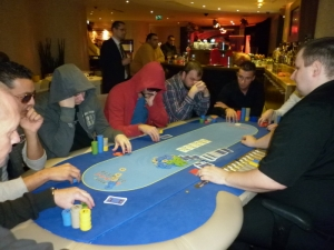 Olympic Poker Tour OC Eurovea - December 2012