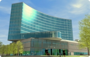 Olympic Entertainment Group to establish an upscale hotel that will be constructed by Merko and operated by Hilton Worldwide under its Hilton Hotels & Resorts brand