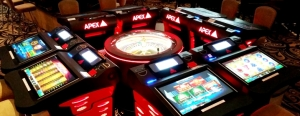 The new Apex Multiplayer Game System in Olympic Casino Kosice and Eurovea