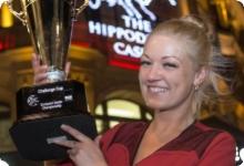 Dílerka z kasína Olympic Voodoo v Lotyšsku vyhrala Majstrovstvá Európy dílerov