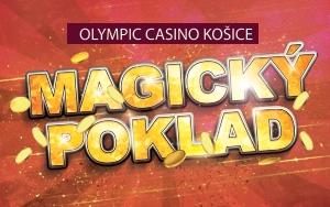 MAGIC TREASURE AT OLYMPIC CASINO KOSICE