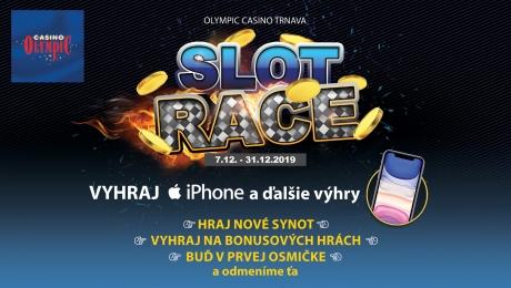 SLOT RACE V OLYMPIC CASINO TRNAVA